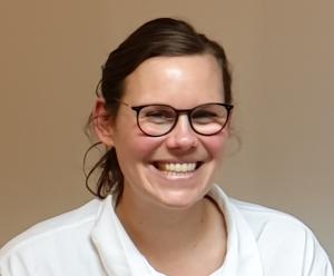 CARINA BERCHT: Tiermedizinische Fachangestellte